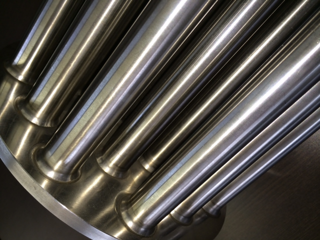 double seal welded heat exchanger