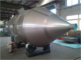 Resin compound tank